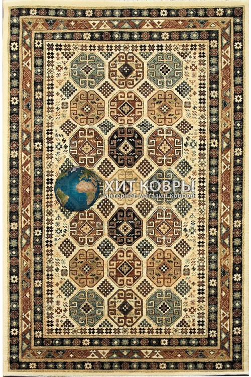Бельгийский шерстяной ковер Kashqai 43 05 100