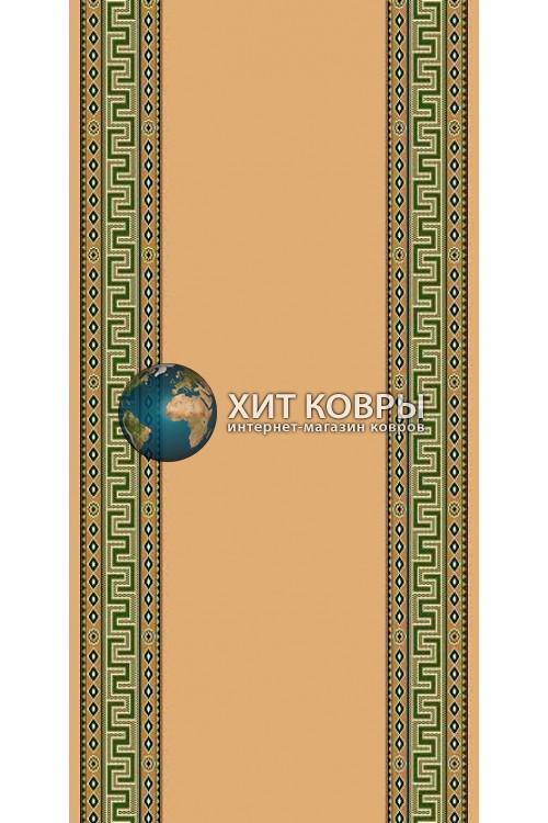 Кремлевская ковровая дорожка Кремлевка 5463 бежевый